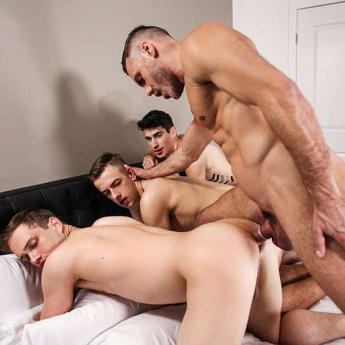 sexy daddy manuel skye fucks three boys
