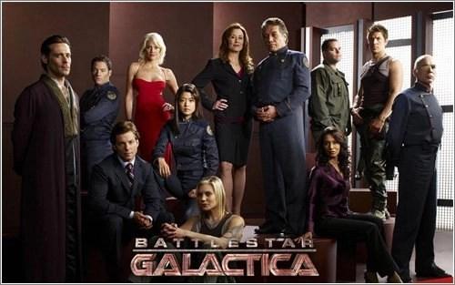 2003 BSG Cast