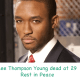 Lee Thompson Young dead at 29