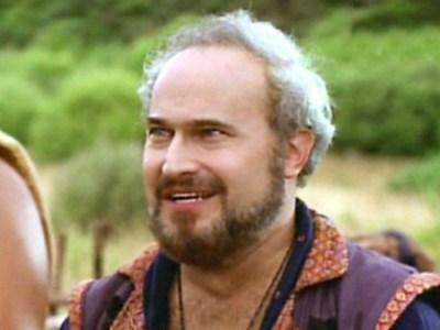 Rober Trebor as Salmoneus