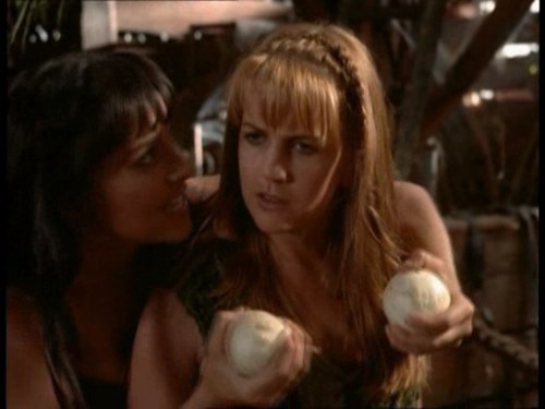 Subtext in Xena Been There Done That