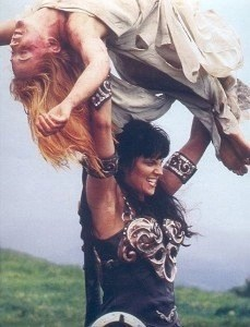Xena Rift Arc - Xena and Gabrielle Bitter Suite
