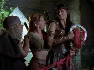 Xena Warrior Princess A Solstice Carol