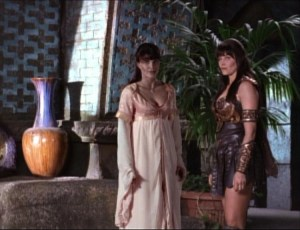 Xena episode 15, Warrior Princess