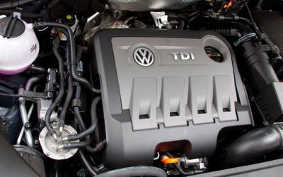 Bald wieder sauber unter der Haube: VW-Diesel