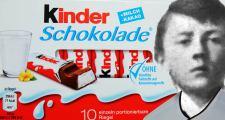 Ferrero bringt die extra Kinderschokolade in den Handel
