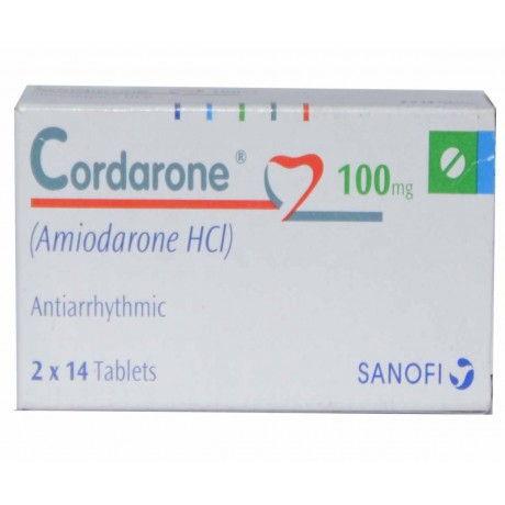 Buy Cordarone 100mg Online AGM Indian Pharmacy