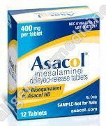 Mesacol 800mg (Mesalamine) Uses Side Effects Price from ...