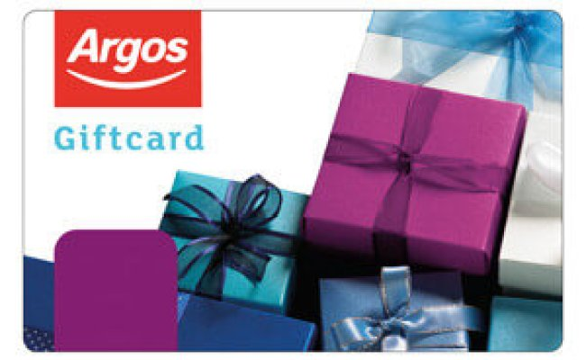 125 Argos Gift Voucher Gifts For Him And Her Allgifts Ie