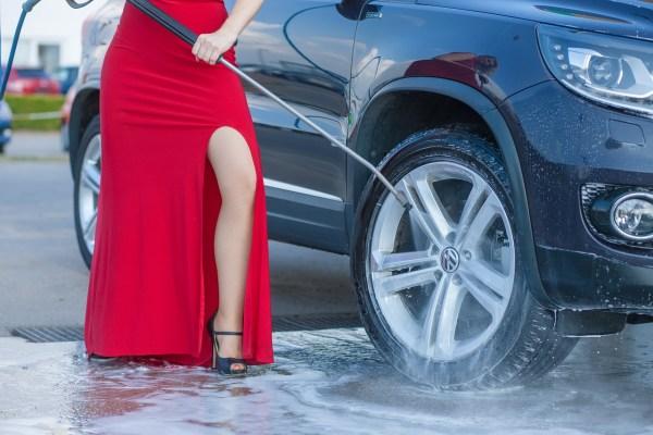 น้ำยาล้างรถ