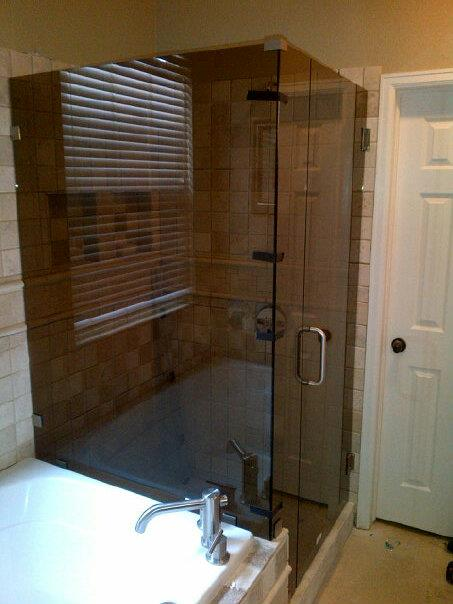Glass Shower Doors Richmond Va