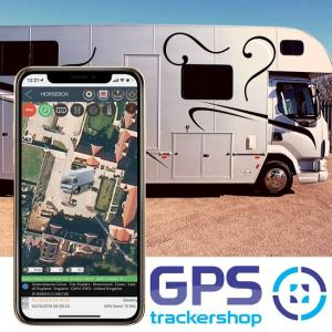 Horsebox trailer tracker gps