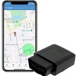 4G LTE TrackPort OBD-II Plug and Play Car GPS Tracker: review, buying guide 2020