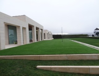 The History of Commercial Artificial Grass