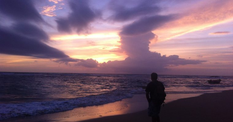 Sri Lanka South Coast – where the sea sings its own song