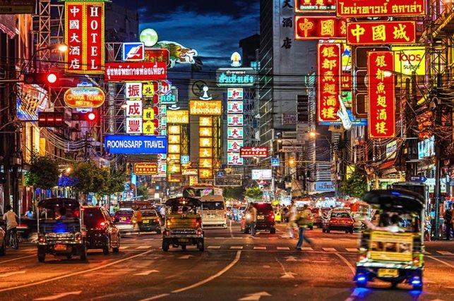 Chinatown - Bangkok trip