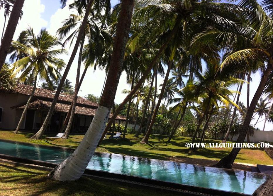 Apa Villa Thalpe, Sri Lanka- Honeymoon Trip