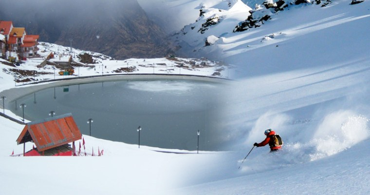 5 places in Uttarakhand to experience snowfall near Delhi