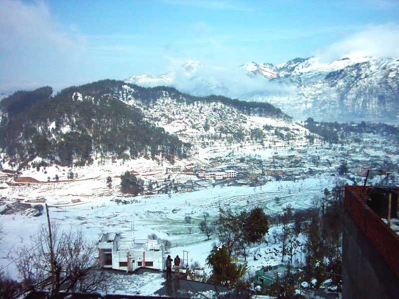Pithoragarh, Uttarakhand- 5 hill stations to experience snow near delhi