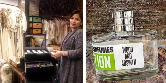 ITC Haute Parfumerie at Samant chauhan Shahpur Jat Delhi