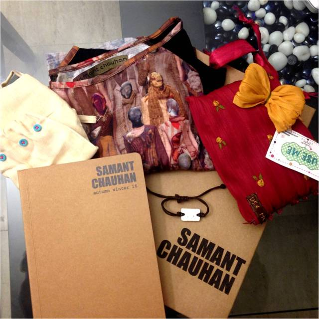 Christmas Goodies by Samant Chauhan at Shahpur Jat Delhi