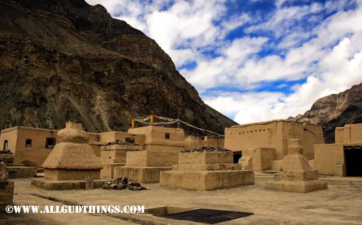 Tabo monastery, Spiti Valley, Himachal Pradesh
