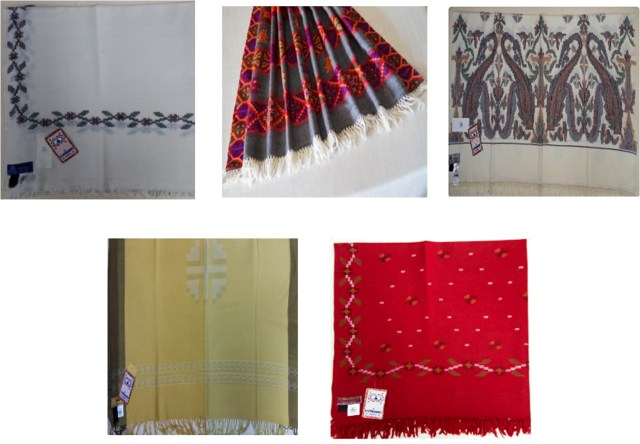 Bhuttico Kullu Shawls & Accessories - Gift of valley