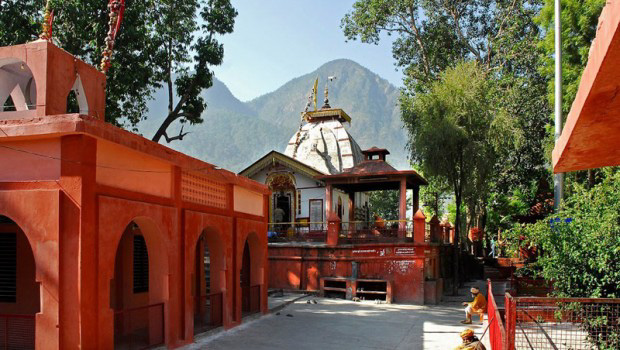 Kashi Vishawnath Temple at Uttarkashi in Uttrakhand