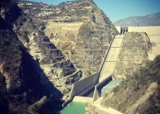 Tehri Dam Uttrakhand