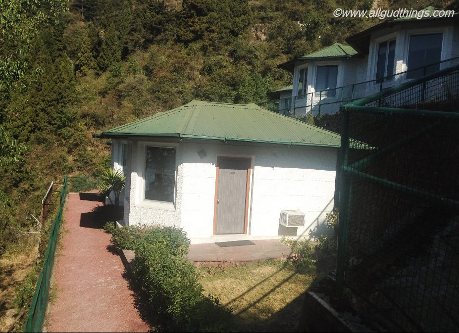 Cottages at hotel Country Inn Mussoorie