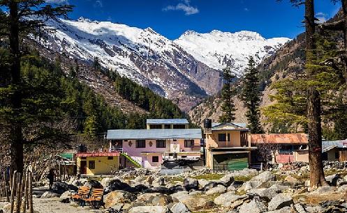 Harsil: The Virgin Village of Uttarakhand