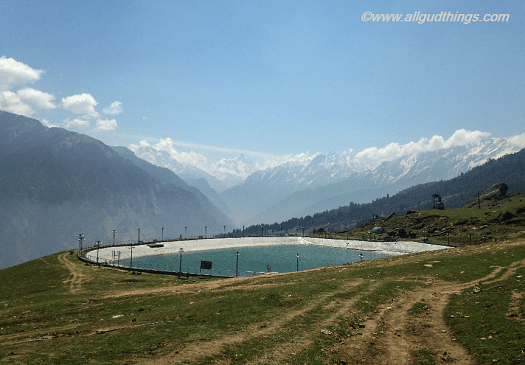 The different shades of Auli in Summers