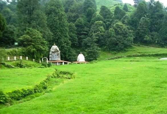 Lush Green Meadows after rains: monsoon road trips to the hills
