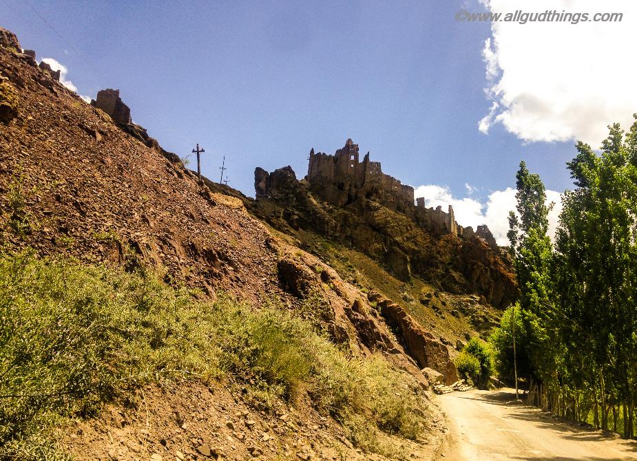 Chiktan Palace -6 must visit Leh Ladakh Palaces