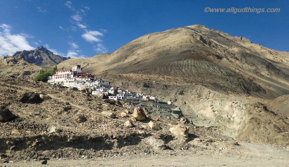 Diskit Monastery, Nubra Valley