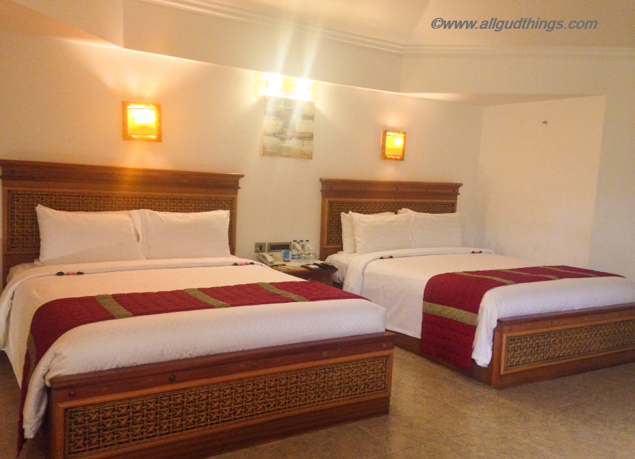 Super Deluxe Cottage Room at Chariot Beach Resort