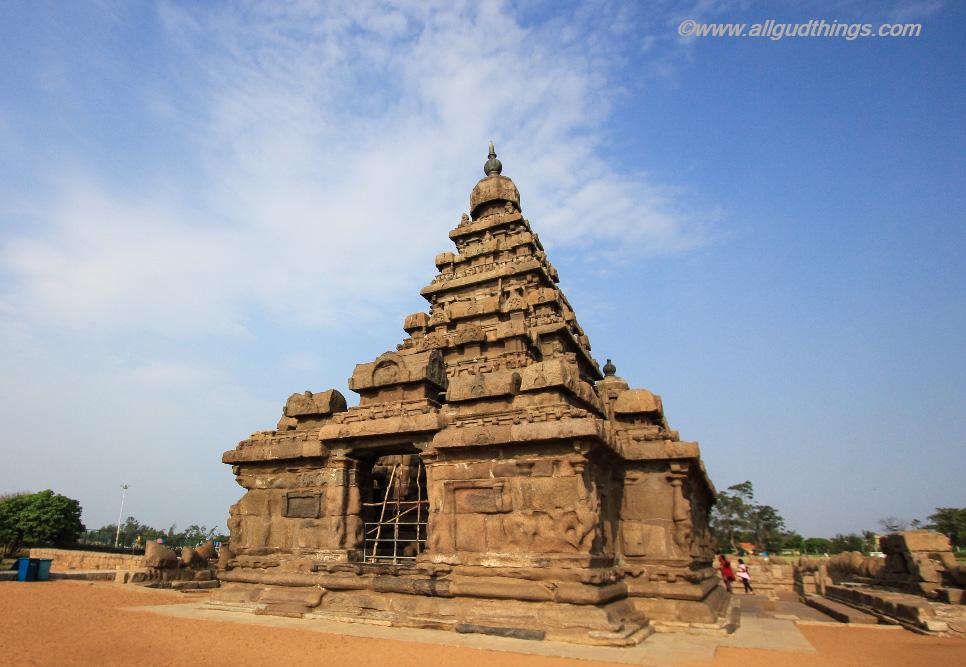 Shore Temple - Mahabalipuram Travel guide
