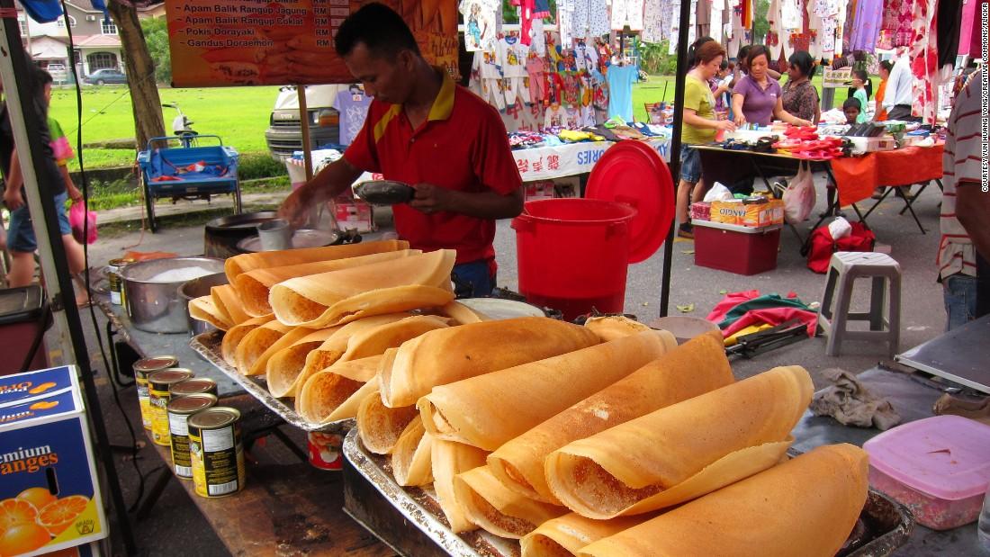 Apam Balik - Malaysian Pancakes: Malaysia Travel Guide