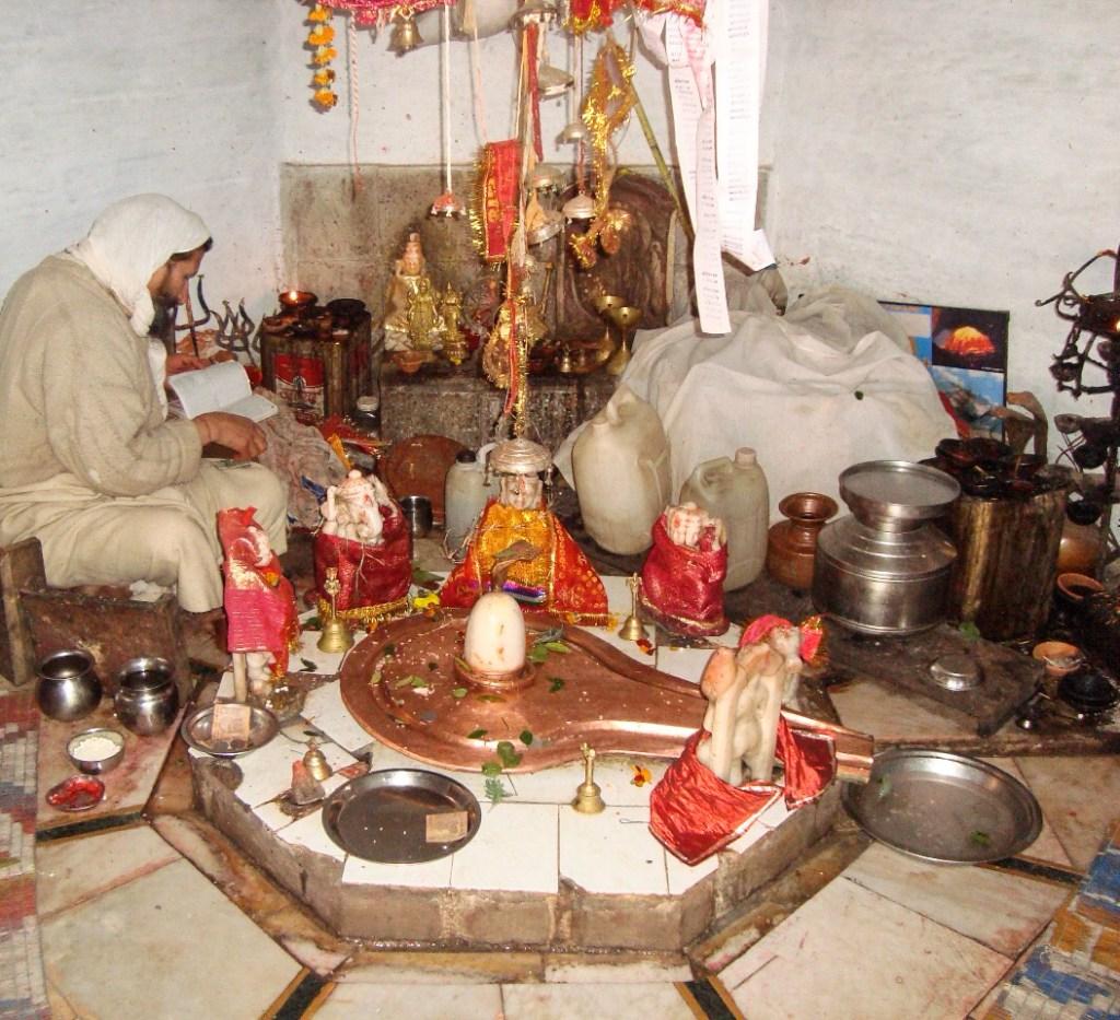 Mukteshwar Temple in Mukteshwar town