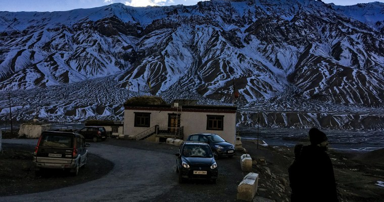 Spiti Valley in winters: Self Drive Road Trip guide
