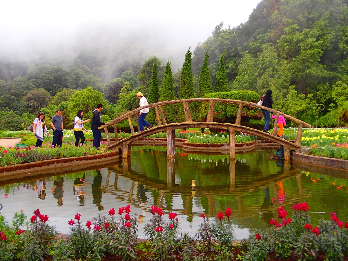 Doi Inthanon National Park- Camping sites in Thailand