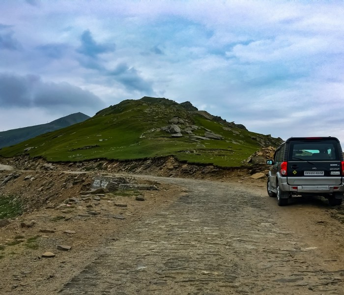 Chanshal Pass: Road less travelled in Himachal Pradesh, India