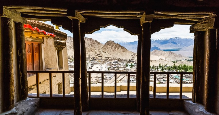 Leh Palace- Once the Residence of Royals in Ladakh