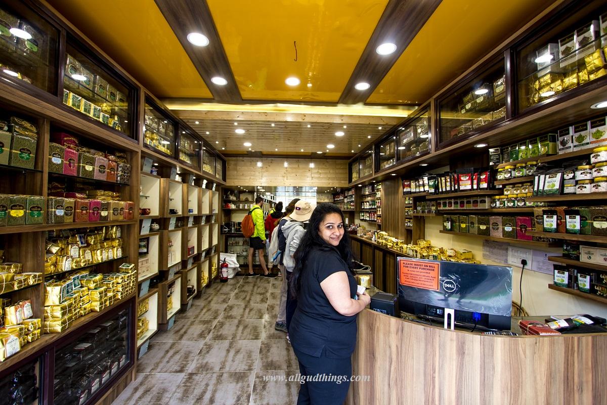 Darjeeling Tea Shop - The gift of West Bengal