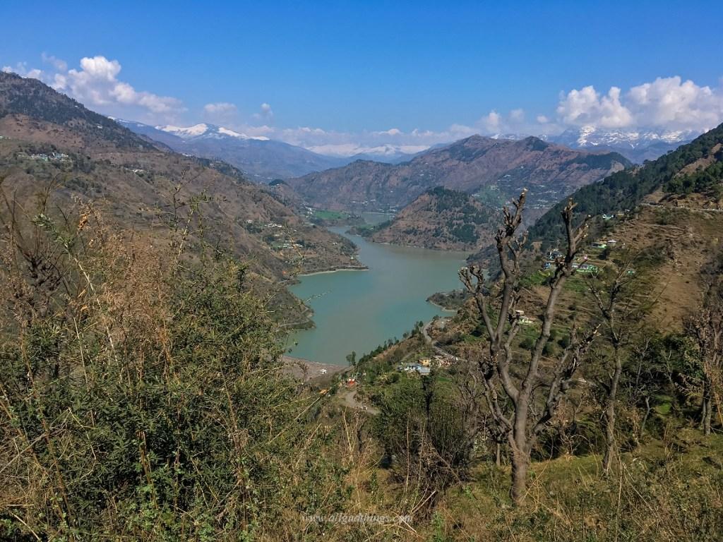 Chamera Lake - Dalhousie Chamba Khajjiar winter road trip