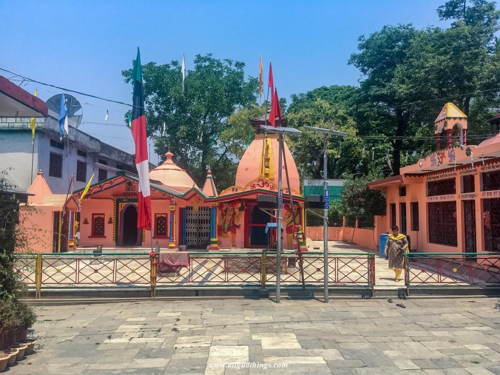 Agastmuni Temple