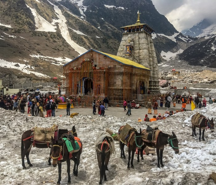 Travel Guide to Kedarnath Temple