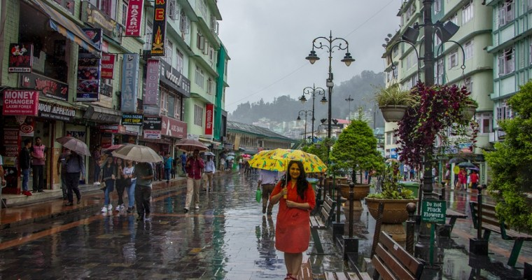 Eat, Roam, Live & Fall in Love with Gangtok Sikkim