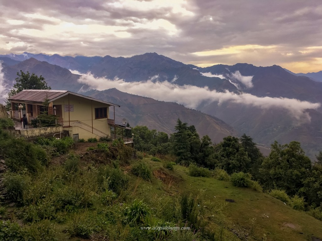 Chakrata in Monsoons