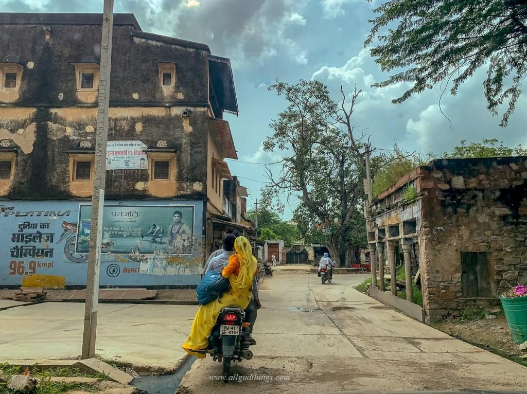 Lanes of Sambhar Town